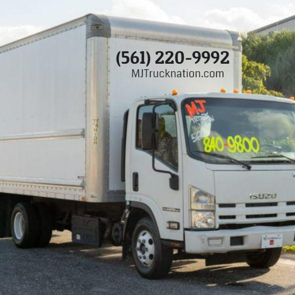 Crew Cab Box Truck in Century Village Florida