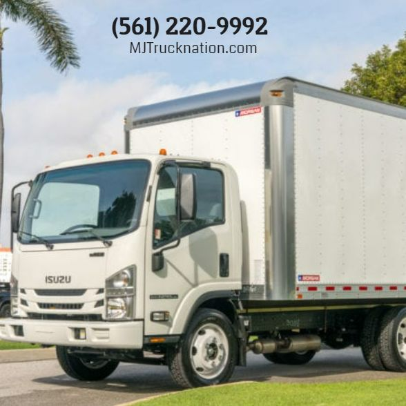 Crew Cab Box Truck in Wellington Florida